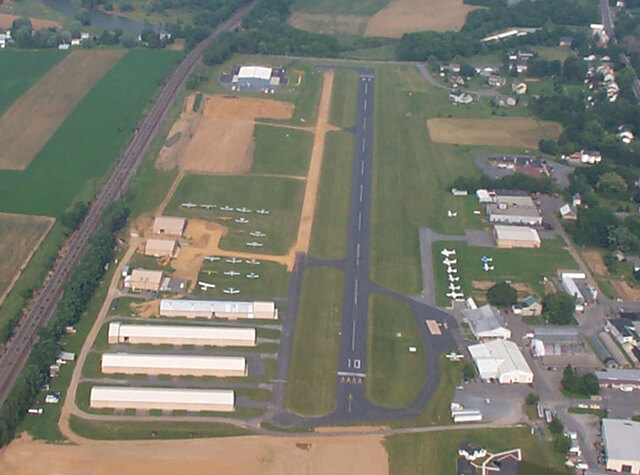Smoketown Airport Land Development